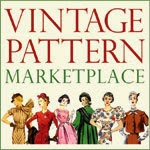 The Vintage Pattern Marketplace on Goodsmiths