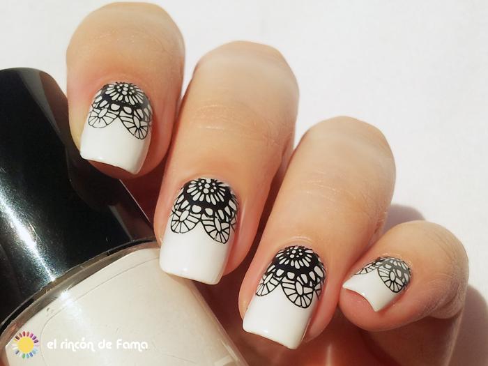Bridal nails | el rincon de fama