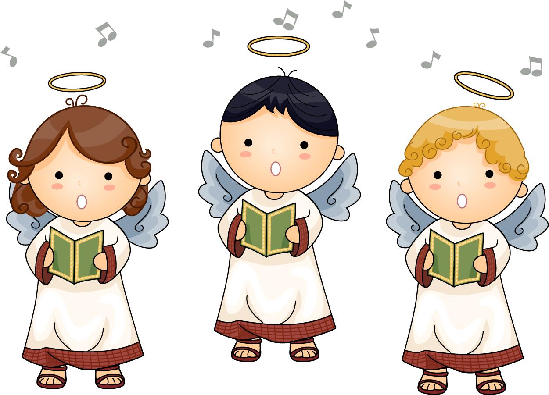 可愛い天使の漫画 cartoon cute angel vector イラスト素材2