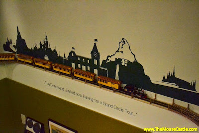 Walt's Trains at the Walt Disney Family Museum