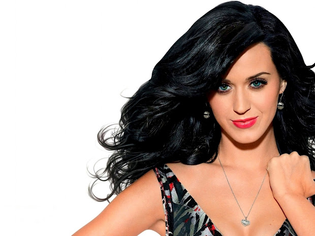 katy perry blackhair