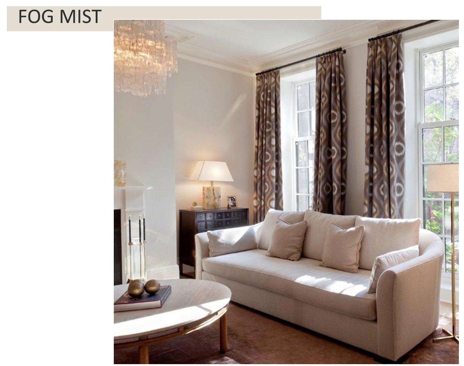 Kristin peake interiors december 2012 for Is benjamin moore paint good