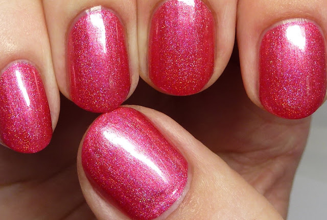 Polished Hippy PRL3 PRL5 Red30 Sp35