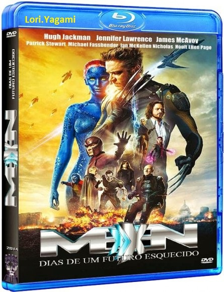 X-Men Days of Future Past (2014) THE ROGUE CUT 720p BRRip-MkvCage