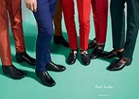 Paul Smith SS2013 Ad Campaign