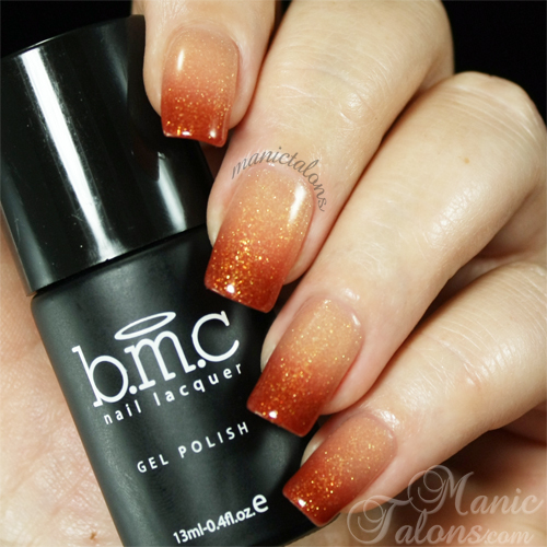 Bundle Monster Gel Polish My Destiny Swatch - BMC Awakening Collection