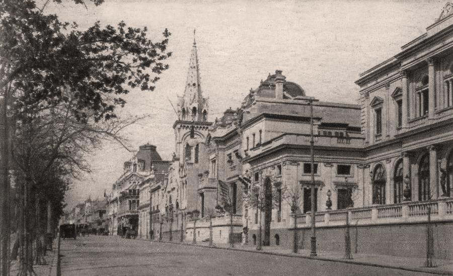 Brugmann conservaci n y restauraci n de objetos de arte la calle dieciocho recorrido por un - San vicente del palacio ...