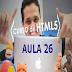 [Aula 26] Curso HTML5 grátis - Documentos Adicionais