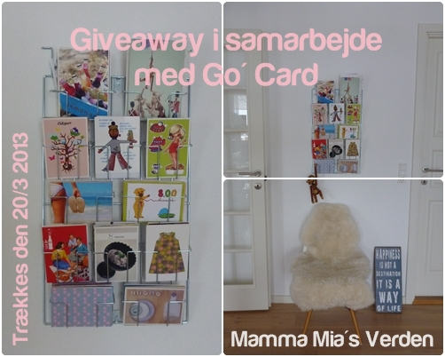 Giveaway hos Mamma Mias verden
