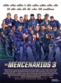 Os Mercenarios 3 AVI BDRip Dual Audio + DVDScr 720p Legendado + Bluray 1080p
