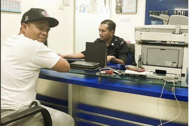 Tauke Jambu Buat Report Polis Saman 3 Blogger