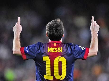 Lionel Andrés Messi Cuccittini - Messi 10