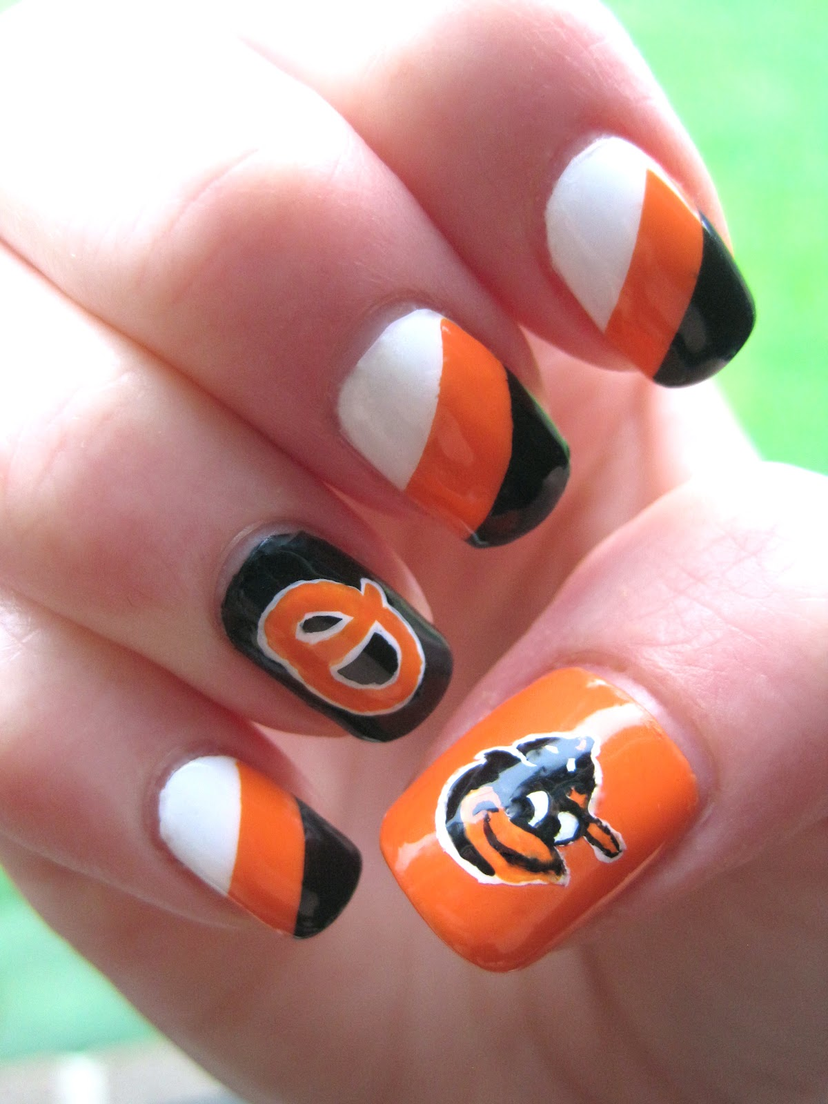 Manicure What Ails You: GO O\'s!!!