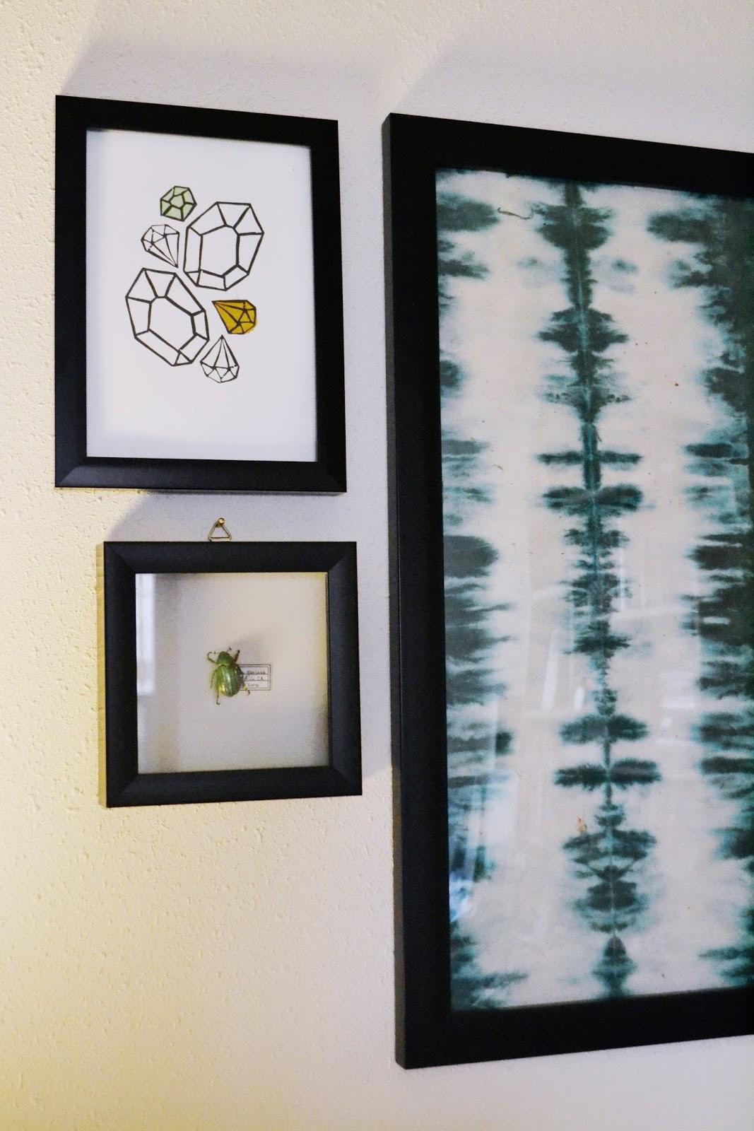frames, art, entomology, bugs, butterflies, curiosities, gemstone, etsy, fleur d'elise