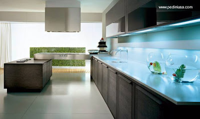 Cocina moderna