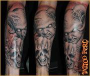 Tatuajes científicos. 86. No tan fiero como lo pintan
