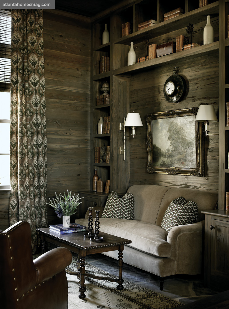 Modern country style colonial chic house tour for Modern country style