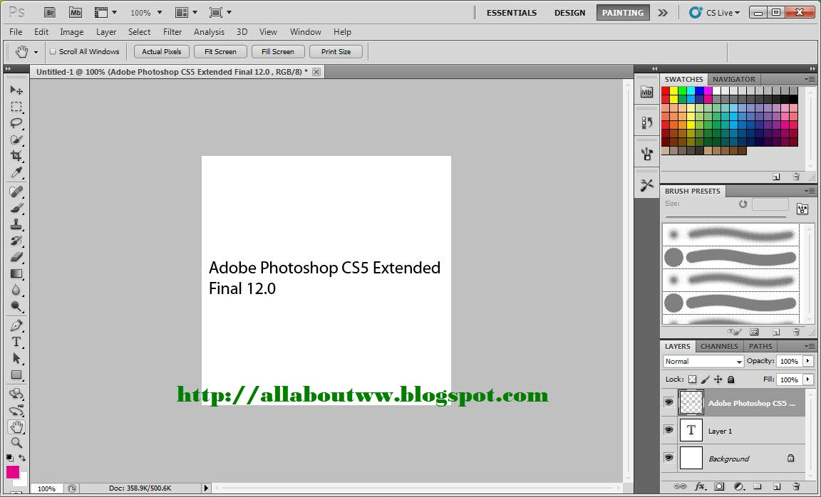 adobe photoshop cs5 portable crack