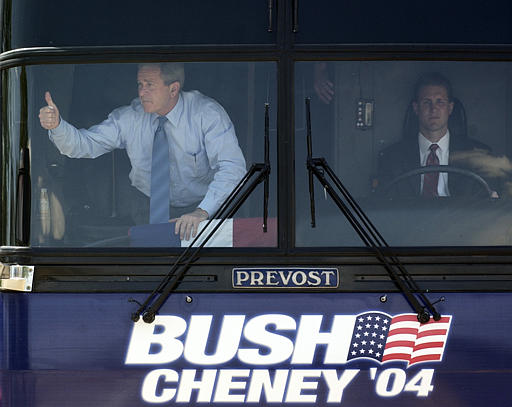  w bush canadian bus 