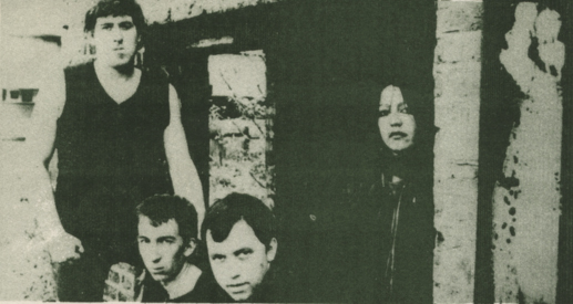 Vermilion and The Aces - The letter - 1979 Illegal records punk Menace