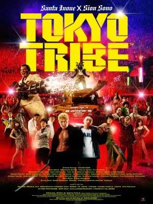 Băng Đảng Tokyo - Tokyo Tribe - 2014