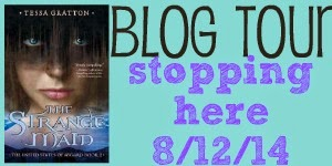The Strange Maid Blog Tour