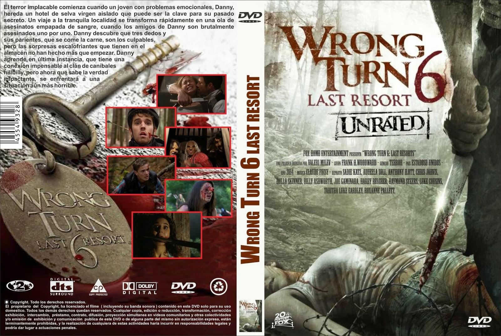 Descargar Camino Hacia el terror 6 -Tumegadescarga