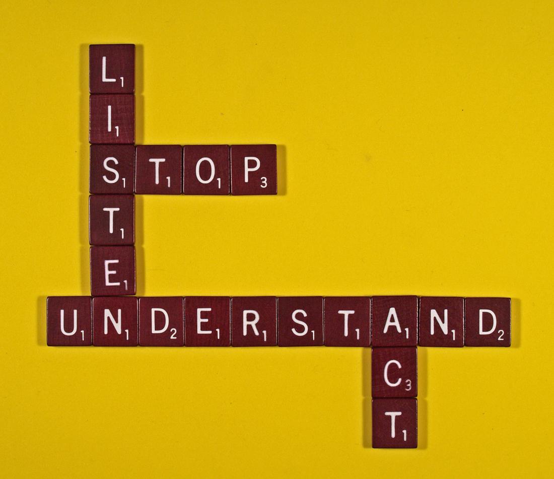 joyful public speaking from fear to joy stop listen understand act