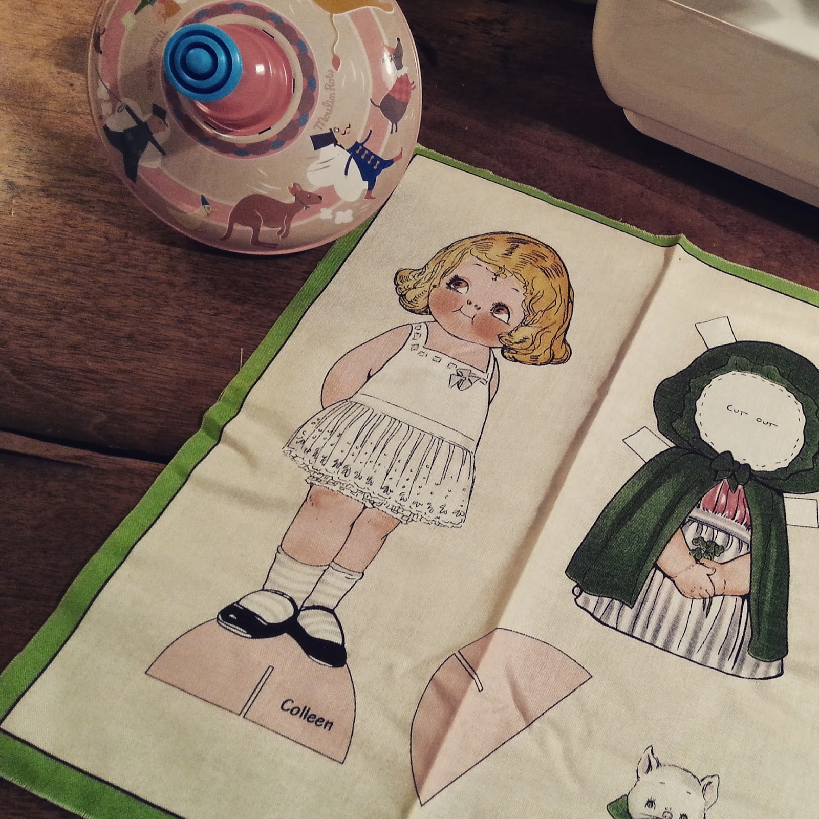 paperdoll vintage