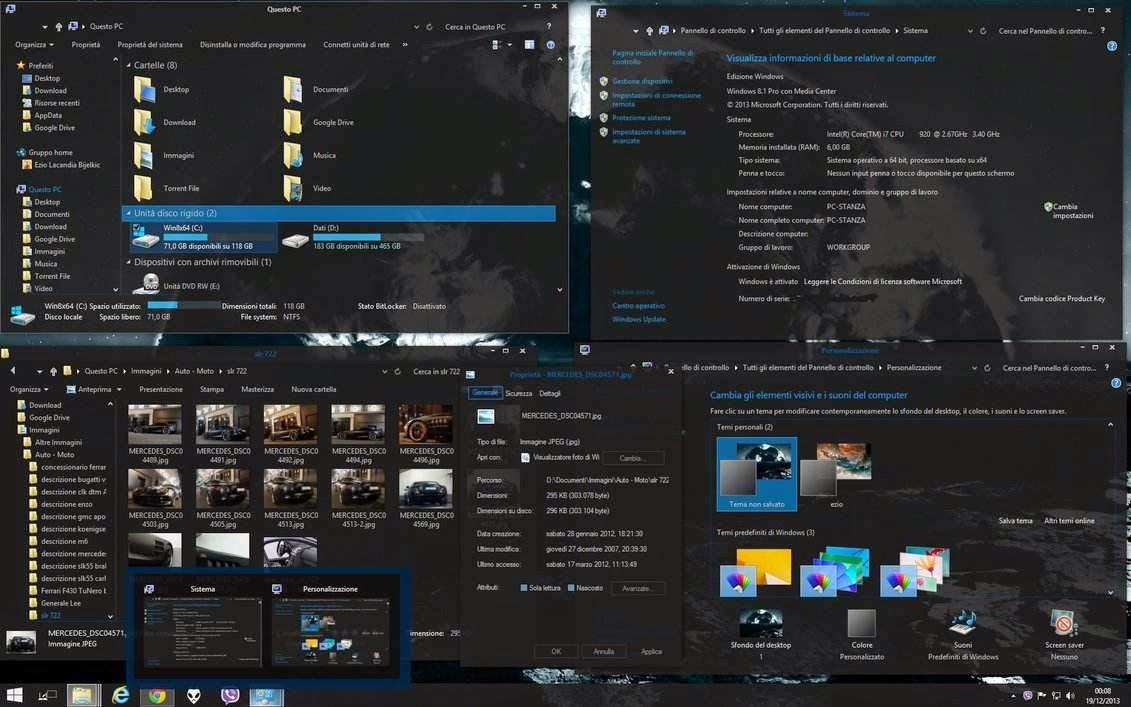 Windows 8.1 Pro Black Edition