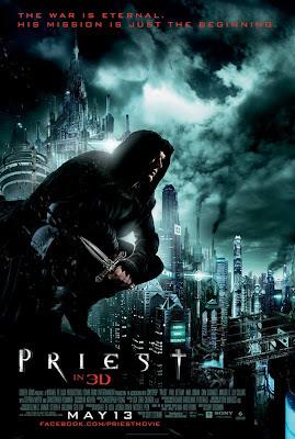 Priest 3D