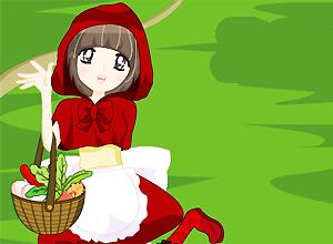 A pequena Chapeuzinho Vermelho