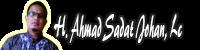 Ahmad Sadat Johan