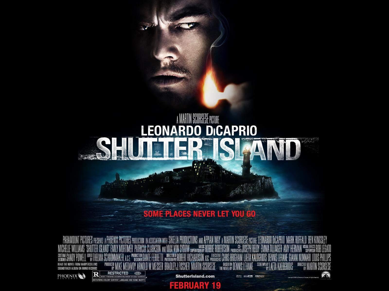 shutter island 01 - En Beklenmedik Sona Sahip Filmler