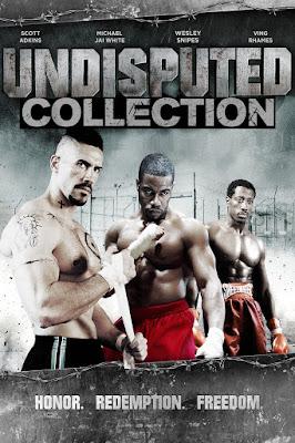 Undisputed Coleccion DVD R1 NTSC Latino + CD