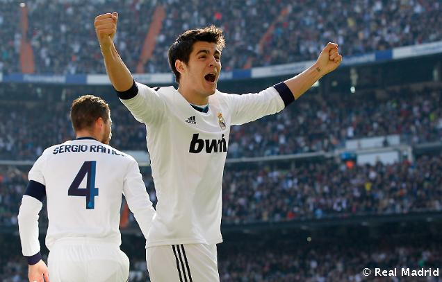Morata - Real Madrid