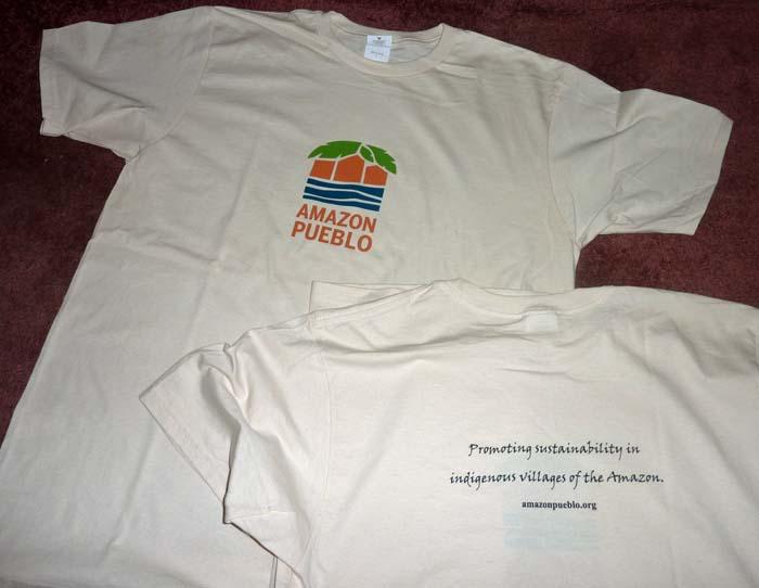 Amazon pueblo t shirts