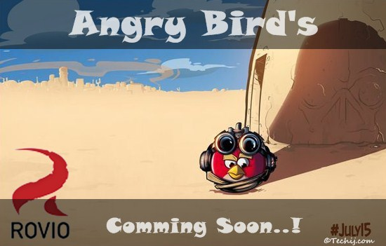 Angry Birds New Game