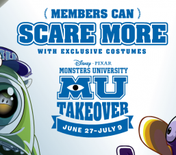Monsters University Takeover!