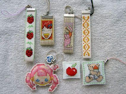 Вышивка крестом сувениры
