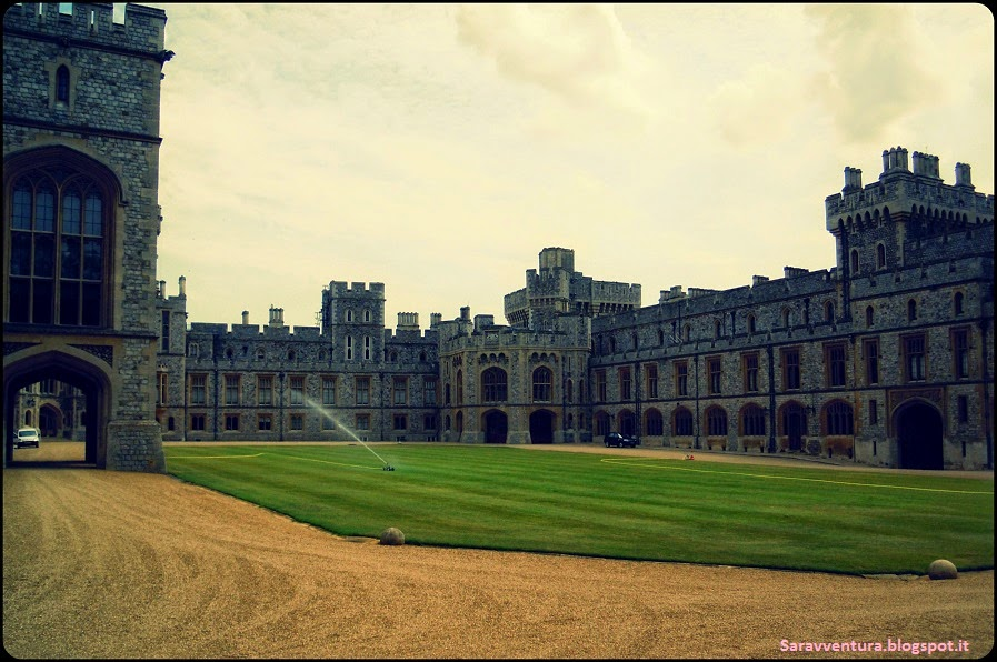 Castello di Windsor, biglietti