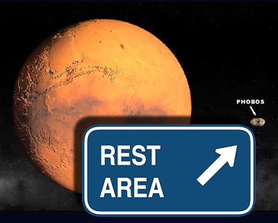 Buzz Aldrin's Master Plan for Colonizing Mars
