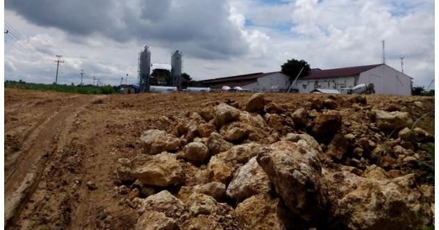 Waduh...Bangunan Cagar Budaya Hilang Tergusur Tol Pejagan-Pemalang