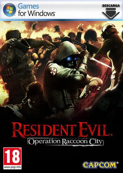 Resident Evil Operation Raccoon City PC Full Español Skidrow