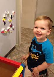 Our grandson Caleb - age 2