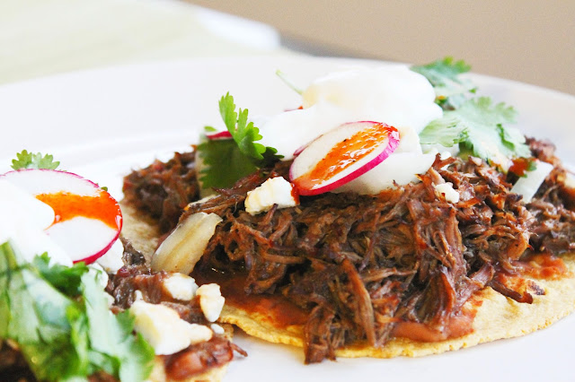 This Barbacoa beef is definitely in the top three slow cooker recipes ...