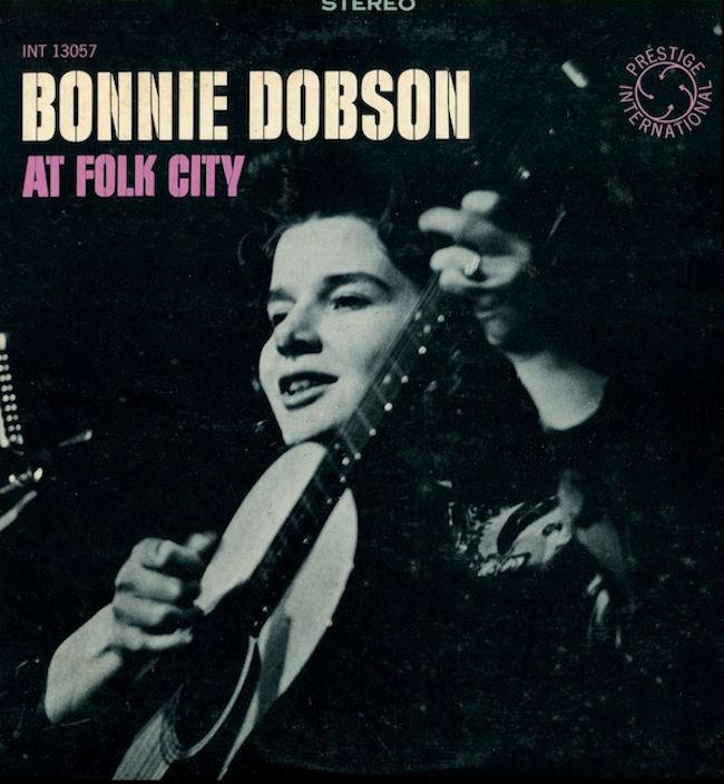 Bonnie Dobson Hootenanny With Bonnie Dobson