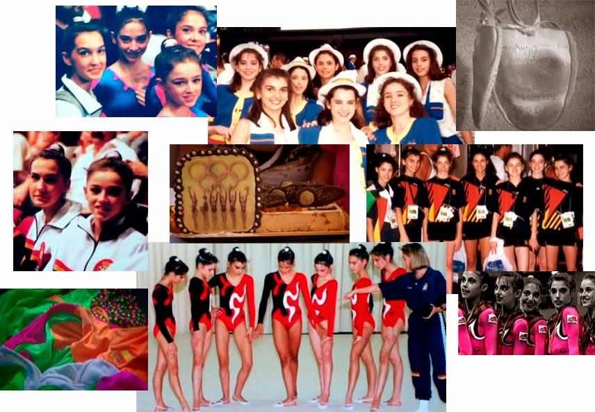 Documental sobre las campeonas olímpicas de gimnasia rítmica en Atlanta 96