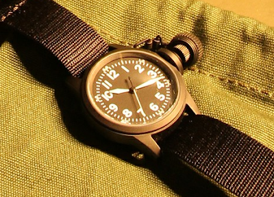 BEAMS+ 1950's U.S. Navy Submarine Watch
