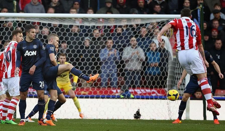 Liga Inggris, Hasil, Pekan 24, Man.Utd